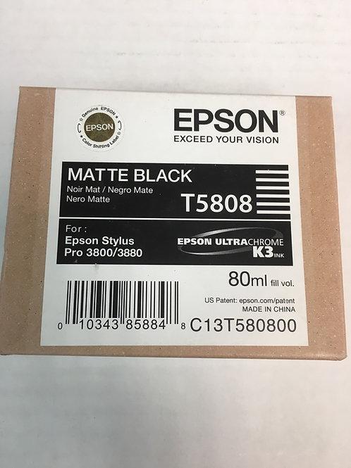 Epson T5808 Matte Black