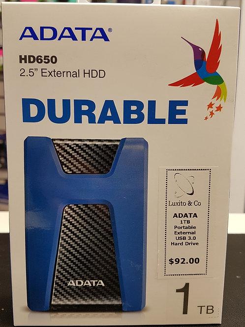 """ADATA 2.5"""" External HDD"""