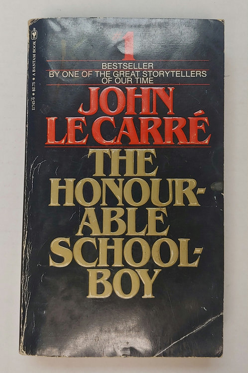 The Honourable Schoolboy- John Le Carre