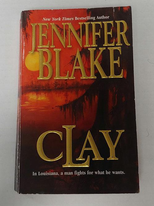 Clay- Jennifer Blake