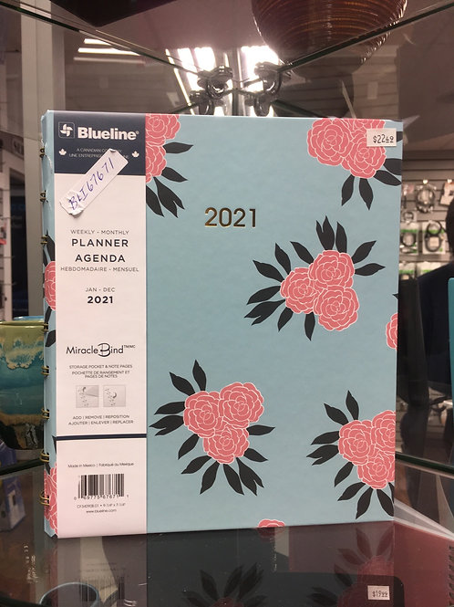 Blueline Planner