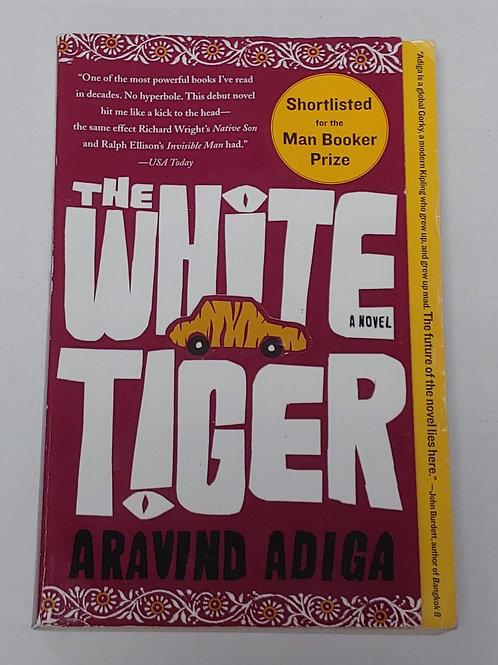The White Tiger- Aravind Adiga