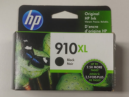 HP 910xl Black Ink