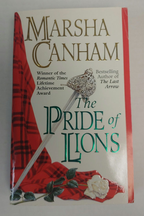 The Pride of Lions- Marsha Canham