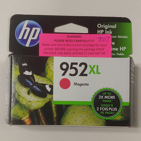 HP 952xl Magenta Ink