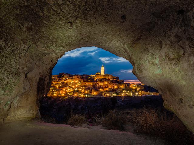 Paesaggio Matera