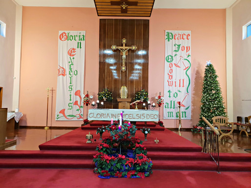 Christmas Masses can now be booked