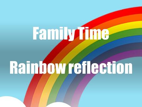 Family Time - worship (Rainbow)