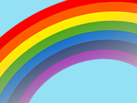 Rainbow spotting