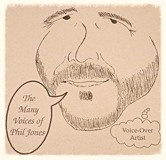 Voices By Phil Jones