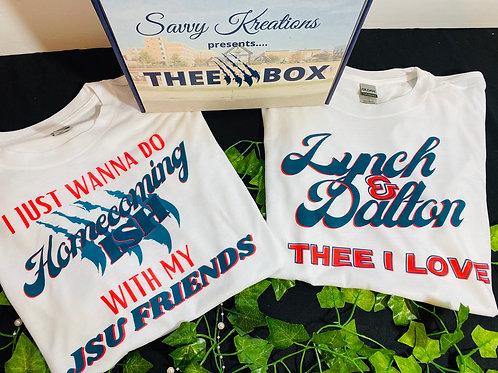 JSU T Shirts - both shirts