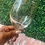 Thumbnail: Silver, Golden, and Pearl Wine Glasses