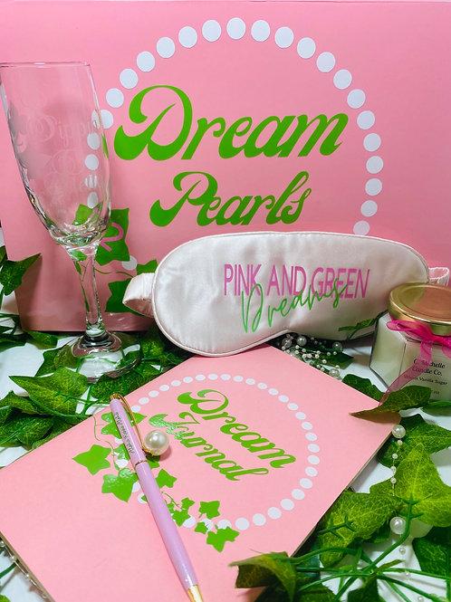 Pink & Green Dreams