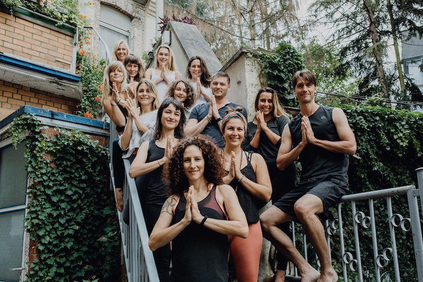 Yoga-Lehrer Yogaladen Offenbach & Frankfurt