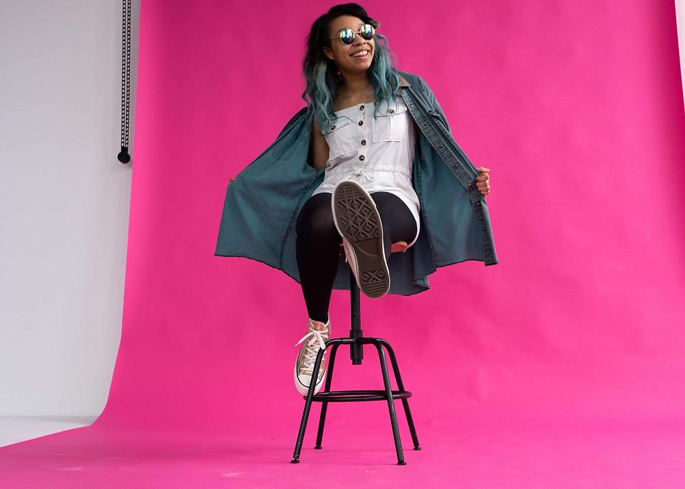 Birmingham Based Alt Indie Pop Artist Eliza May