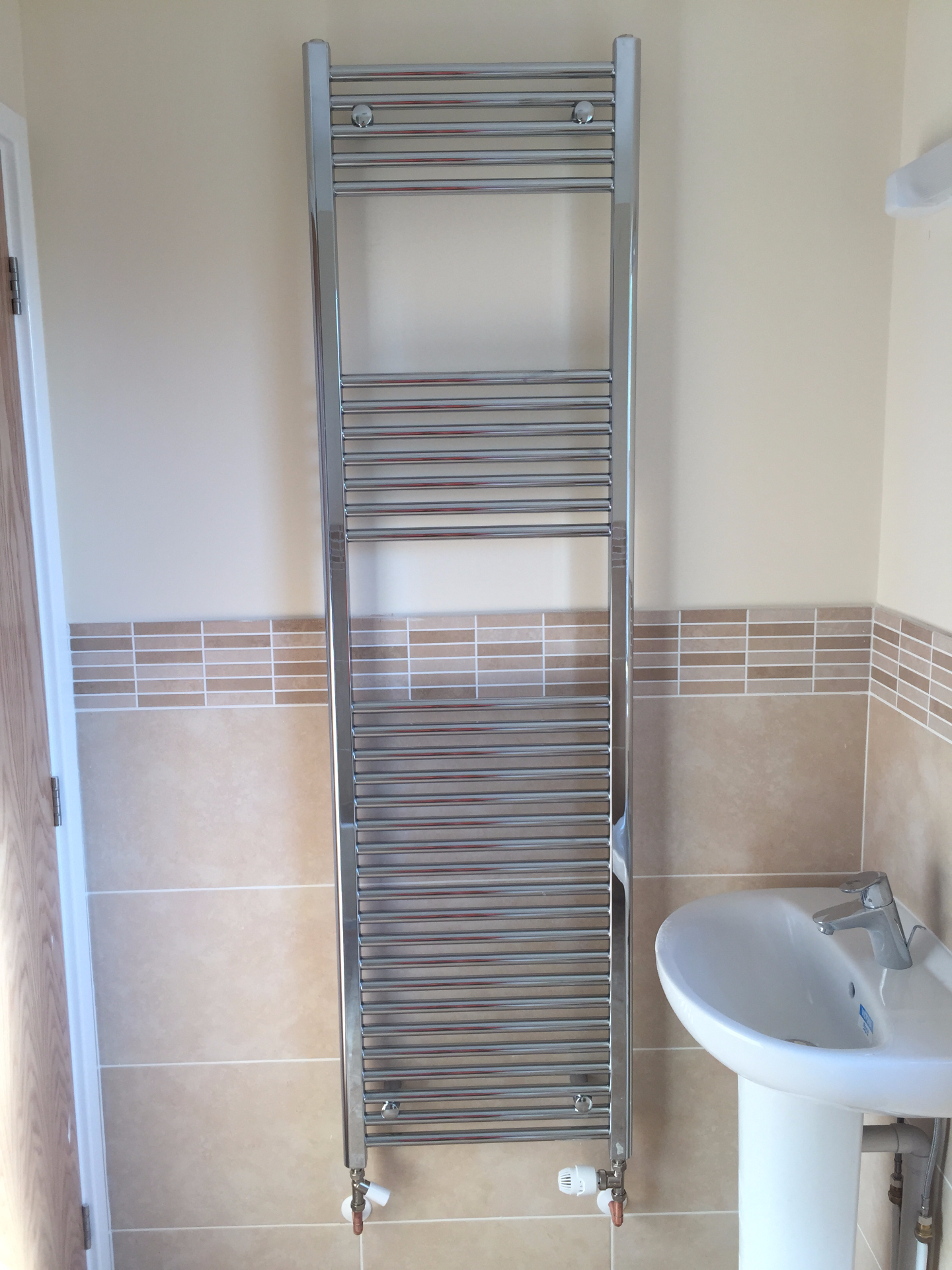 Large towel rail