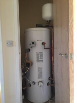 Large cylinder