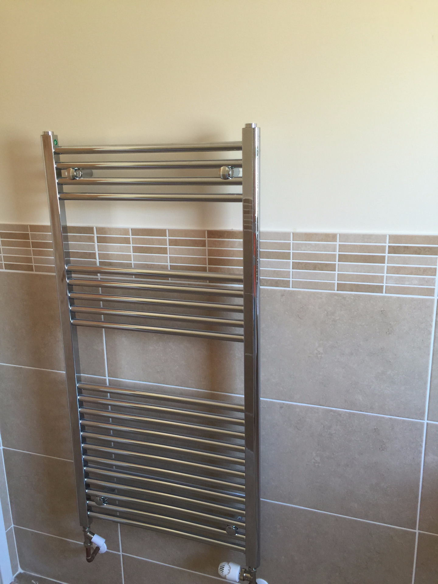 Small towel rail