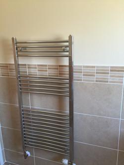 Small towel rail