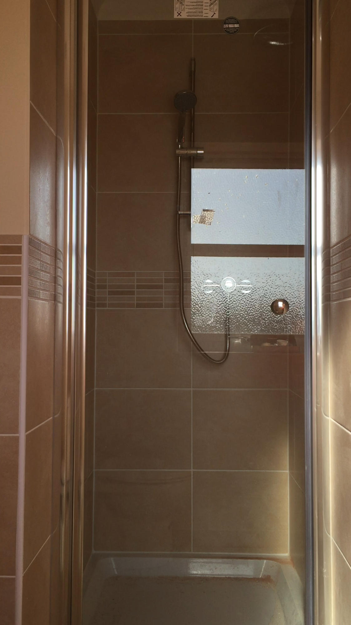 Alternative shower