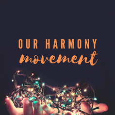 Projeto Our Harmony Movement no Instagram