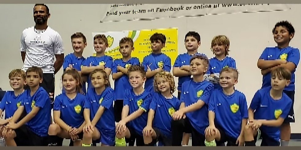 Competitive Futsal Teams