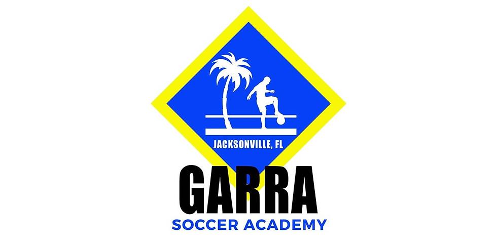 GARRA REC FALL SESSION 2- RCSA