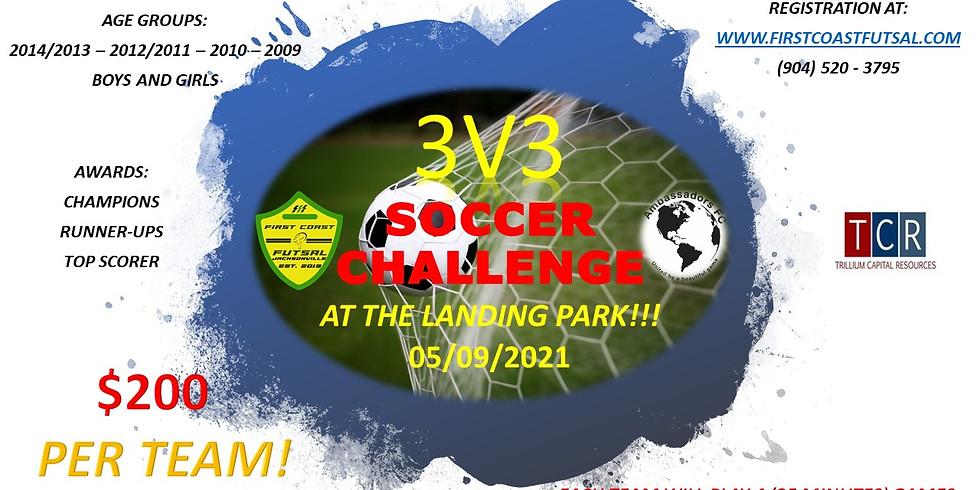 3V3 SOCCER CHALLENGE