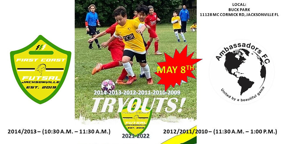 2021/2022 TRYOUTS