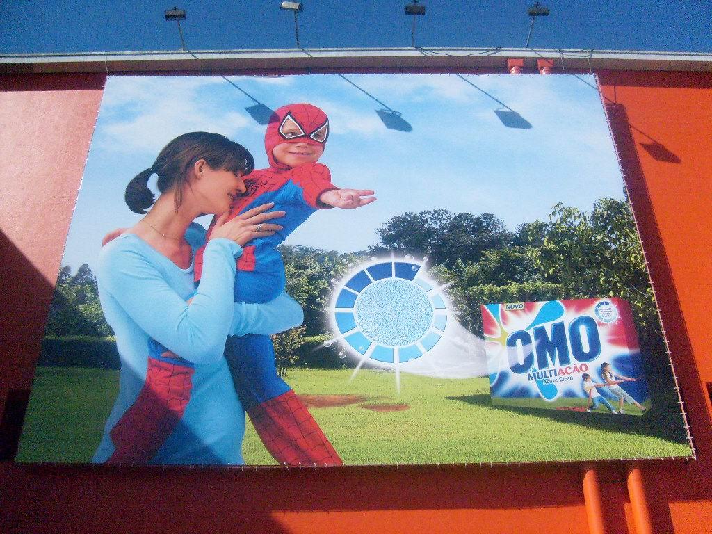 Ação Unilever Brasil
