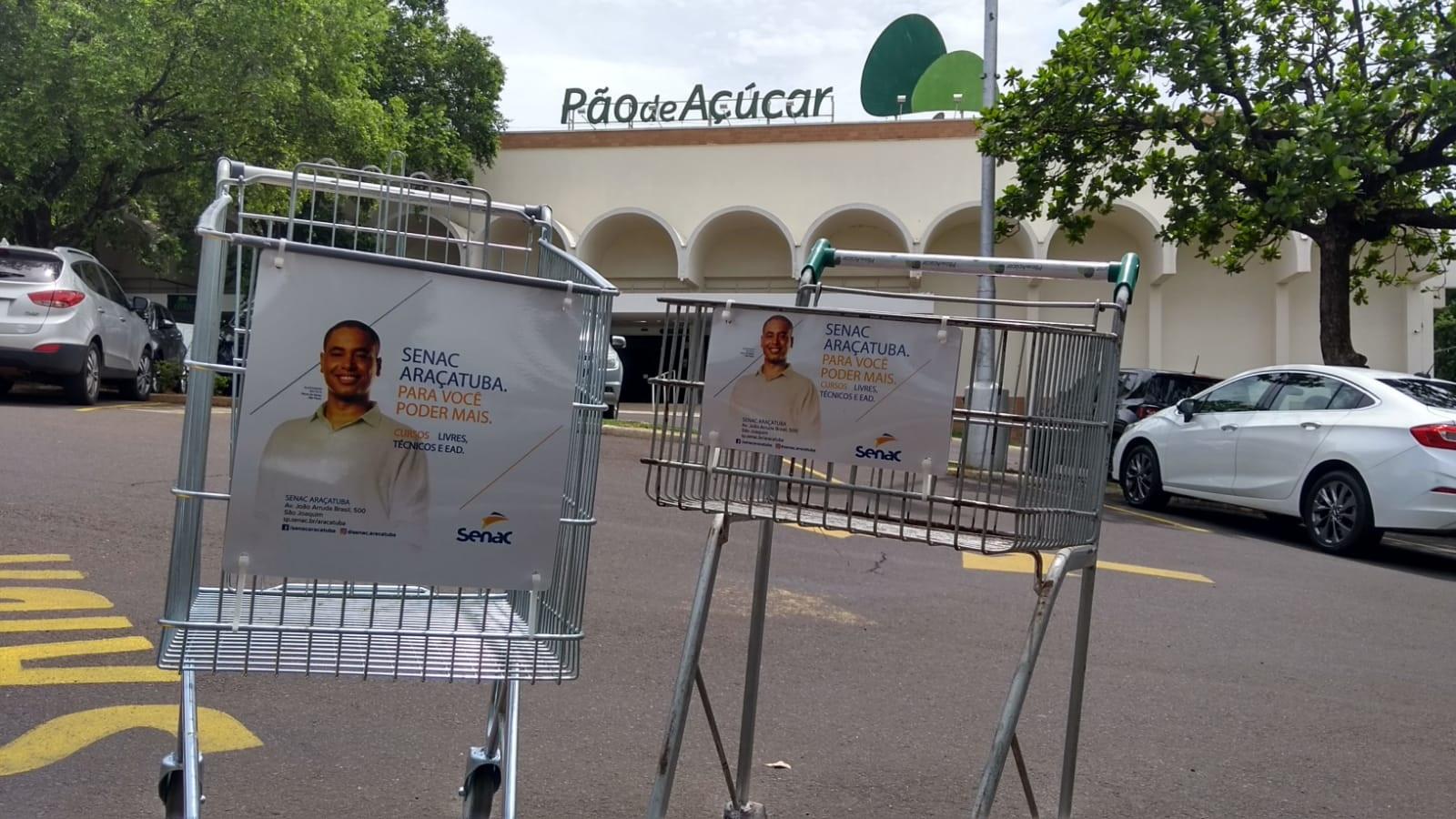 Ação Senac Araçatuba