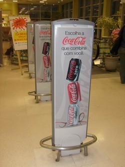 Ação Coca-cola