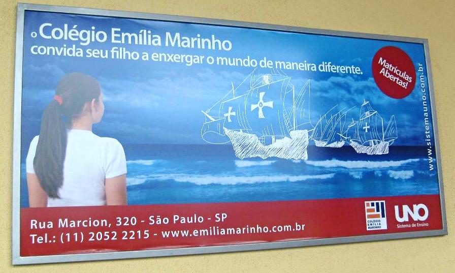 Ação Emilia Marinho
