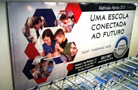 Colégio Nova Cachoeirinha.