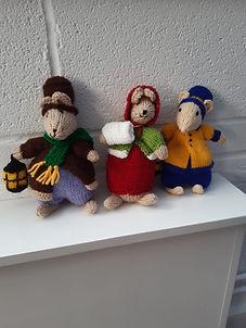 Family Of Mice