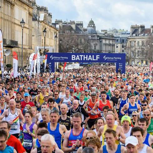 Bath Half Marathon 2020