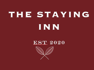 Happy Hour at 'The Staying Inn'