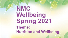 NMC Wellbeing - Spring 2021