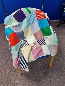 Multicoloured Blanket