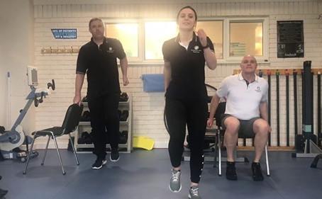 NMC Therapies Cardio Workout