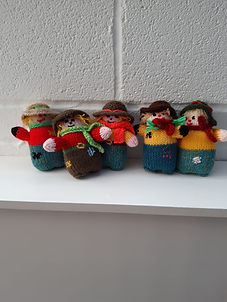 Small Scarecrows
