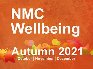 Autumn Wellbeing Programme