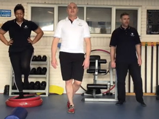 NMC Therapies Balance Exercises