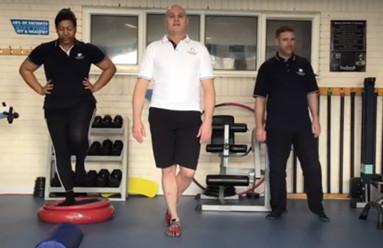 NMC Therapies Balance Exercises