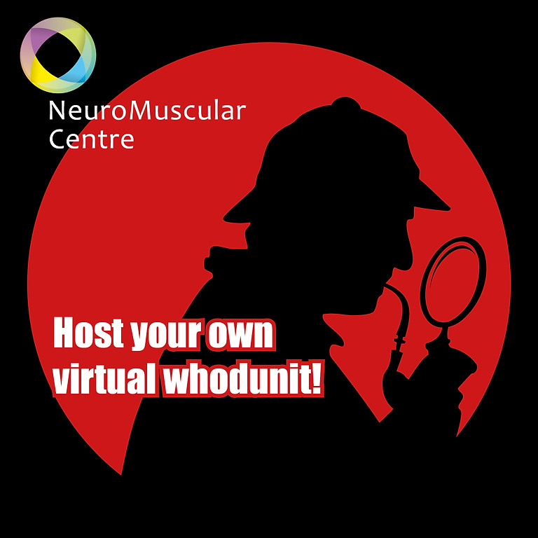Host Your Own Whodunit!