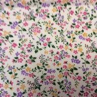 8: Multi-coloured flowers