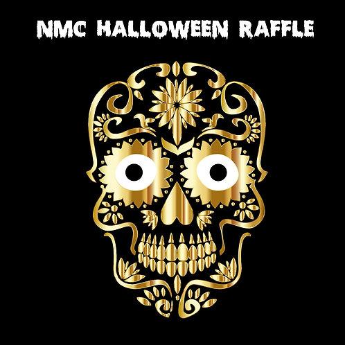 NMC Halloween Raffle (Will be drawn on 30th Oct)