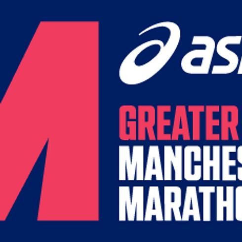 The Asics Greater Manchester Marathon