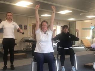 NMC Therapies Arm Exercise