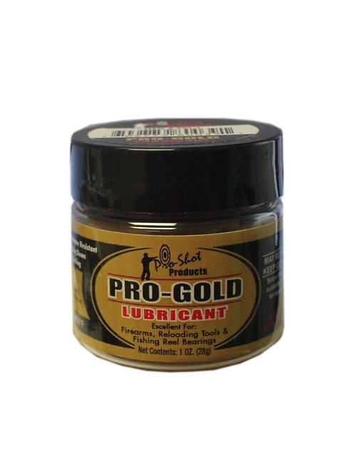 Pro-Shot Pro-Gold Lubricant
